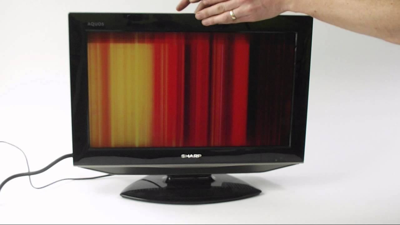 how to repair horizontal vertical tv