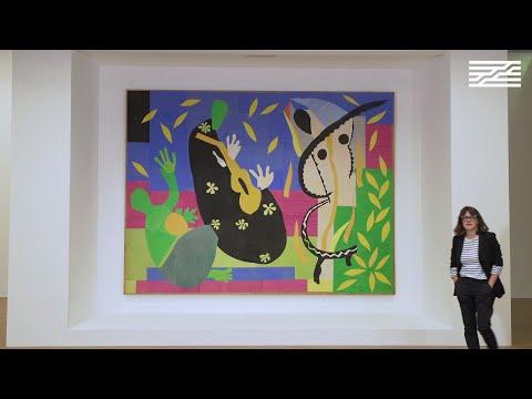 Visite exclusive de l'exposition Matisse | Centre Pompidou