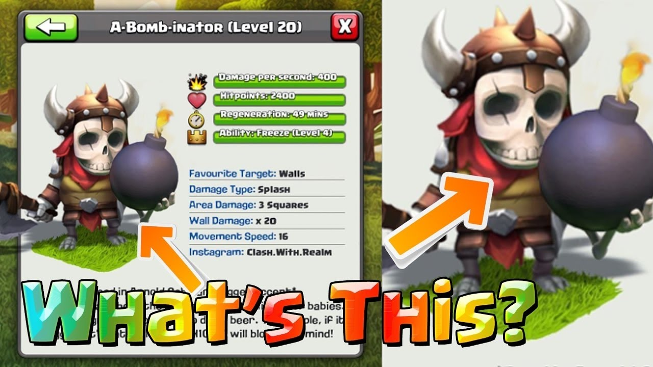 Clash of Clans - BIGGEST UPDATE EVER COMING SOON! - YouTube