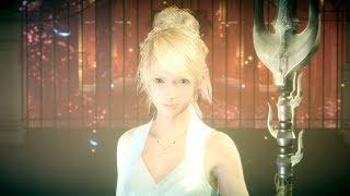Скачать Final Fantasy XV Royal Edition Luna Romance All Luna Scenes