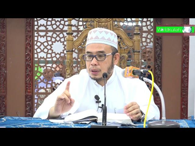 SS Dato Dr Asri-Benarkah Islam Lemah Kerana Sangat Bergantung Pd Allah