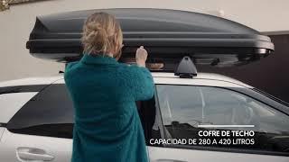 Citroën - Nueva Berlina Citroën C4 Cactus - Accesorios Transporte y estilo