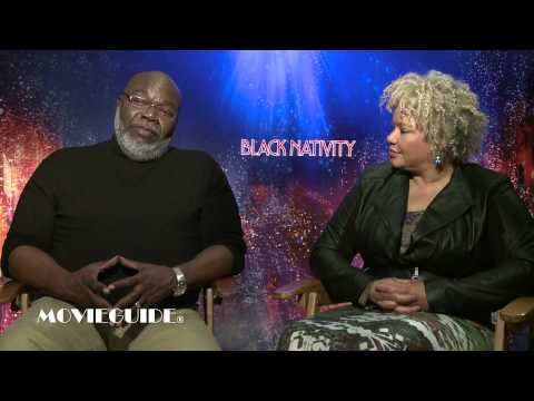 BLACK NATIVITY Interviews; feat. Tyrese Gibson, Forest Whitaker