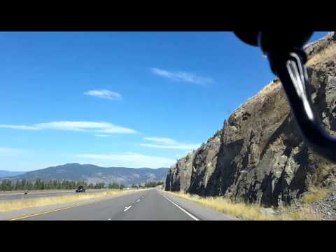 Copy of Drive to Penticton BC Via Hwy 1,5,97C and Hwy 97