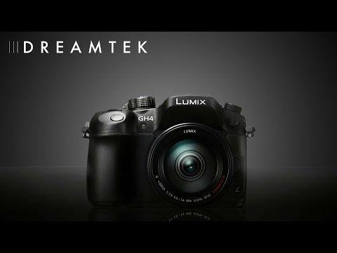 Panasonic GH4 4K Camera Review with Richard Payne | @Dreamtek