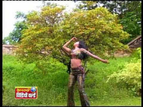 Kaanta Gadis Kanta Gadis - Mor Gajab Chaal - Dilip Lehariya - Chhattisgarhi Song