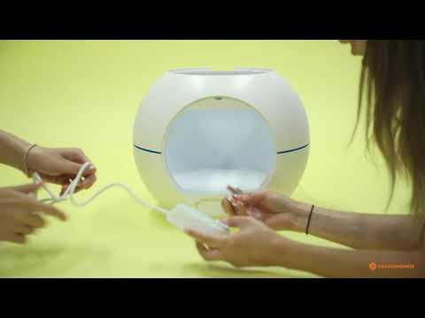 Foldio360 Smart Dome - How to Power