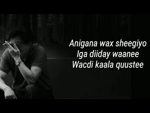 Download HEES | Wacdi Kaala quustay | Cumar Shooli | Original + lyrics