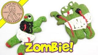 Zombie Dance Party Halloween Cookie Kit - Bonus Zombie Disco Dance
