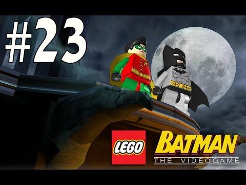 Lego Batman - Part 23 Scarecrow In The Dark Night! (HD ...