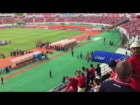 Costa Rica clasifica a Mundial Rusia 2018