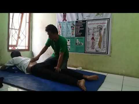 Video pengobatan syaraf kejepit bandung cimahi