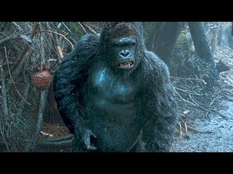 """I Need to Speak to Caesar""  DAWN OF THE PLANET OF THE APES Movie Clip 5"