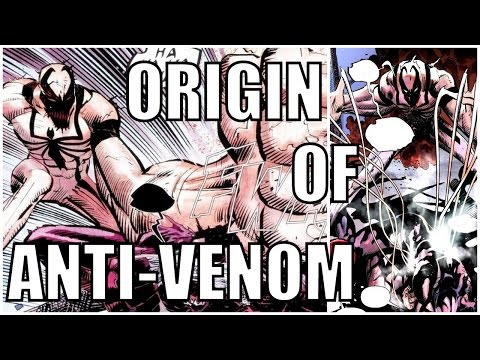 Origin of Anti-Venom (New Ways to Die) - Comic History
