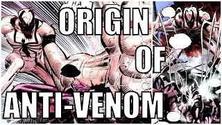 ORIGIN OF ANTI-VENOM (NEW WAYS TO DIE) │ Comic History