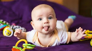 #comedy_t v #funyay #ra Funniest Upset Babies  - Funny Fails Baby Video