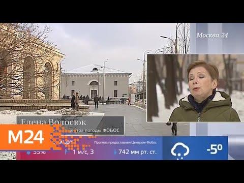 Смотреть фото Синоптики предупредили о похолодании в ночь на четверг - Москва 24 новости россия москва