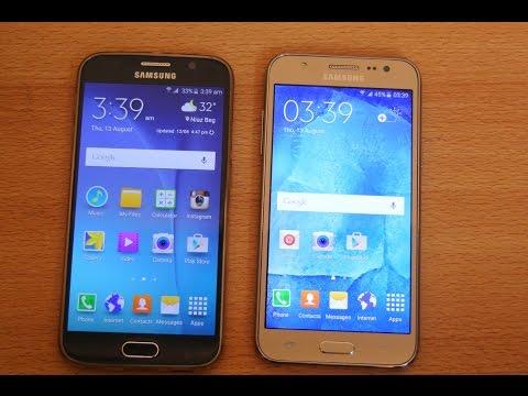 Samsung Galaxy J5 NEW TouchWiz UI - First Look HD