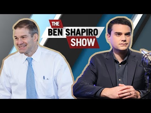 LIVE Exclusive: Ben Shapiro with Rep. Jim Jordan