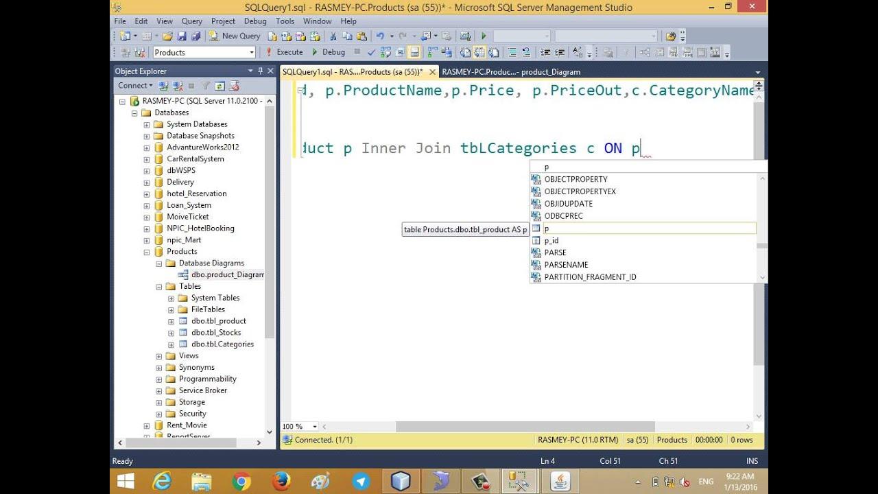 Sql server and java inner join youtube sql server and java inner join gamestrikefo Image collections