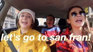 best friends go on a roadtrip | Olivia Rouyre