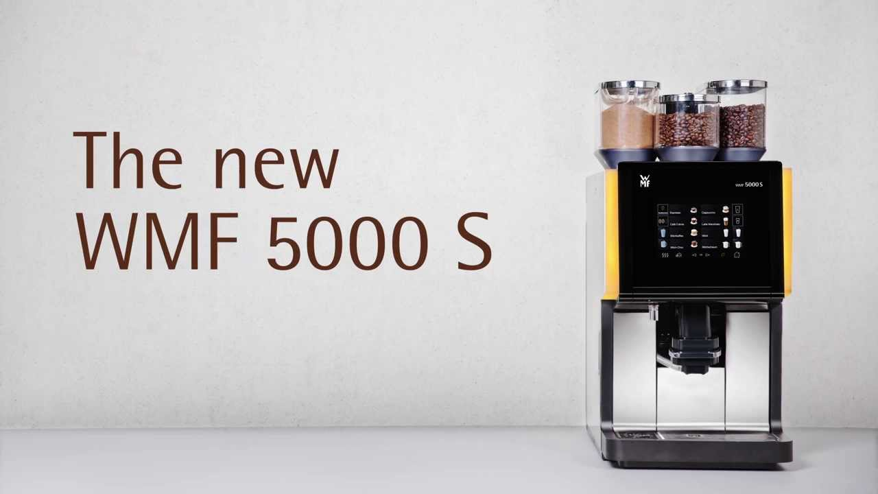 wmf 5000 s automatyczny ekspres do kawy primulator polska youtube. Black Bedroom Furniture Sets. Home Design Ideas