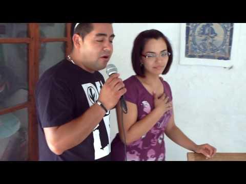 Rey Anthony y Angela Lopez