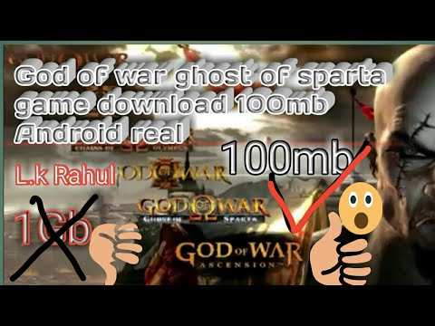 god of war under 100mb - Myhiton