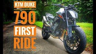 2018 KTM 790 Duke Review