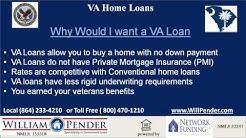 South Carolina VA Lending