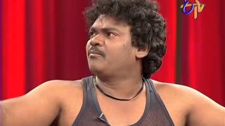Jabardasth - జబర్దస్త్ - Shakalaka Shankar Performance on 27th March 2014