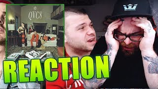 Gemitaiz - QVC8 mixtape * REACTION 2019 *