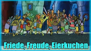 Ihrwisstschonwas portrayed by Spongebob [Deutsch/German]