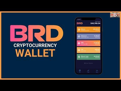 BRD Wallet Review \u0026 Tutorial: Simple \u0026 Secure Crypto Wallet