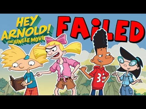 Hey Arnold: The Jungle Movie FAILED in Ratings