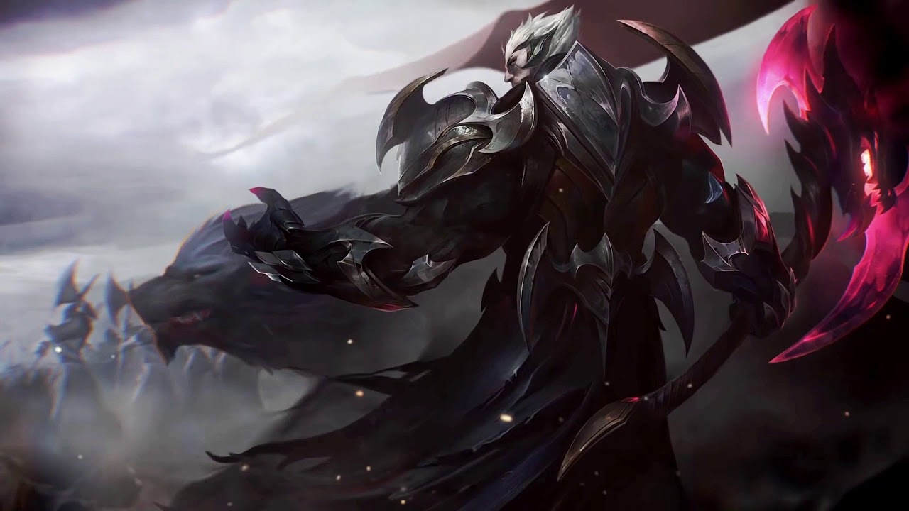 Darius [God-King] - League of Legends