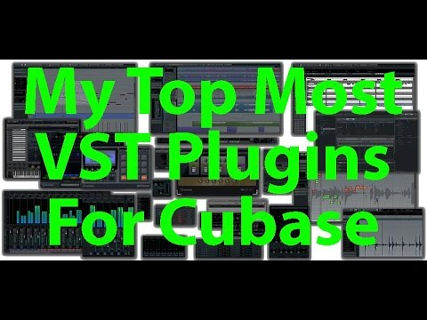 My Favorite Top Most Cubase VST Plugins (Instruments) | Free+Paid | Complete Tutorial in Hindi