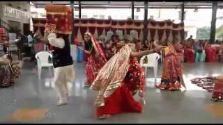 Garba choreographed by shilpa Raja Ganatra