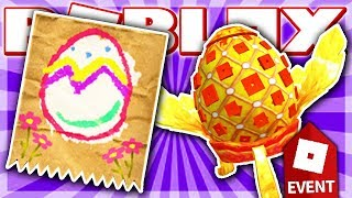 roblox how to get all egg hunt eggs