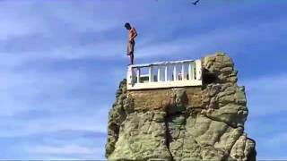 Cliff Diver in Mazatlan Mexico - You Pay, We Jumping