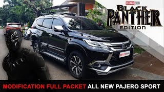 BLACK PANTHER Edition ALL NEW PAJERO SPORT