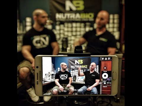 Q & A With Nutra Bio Owner Mark Glazier