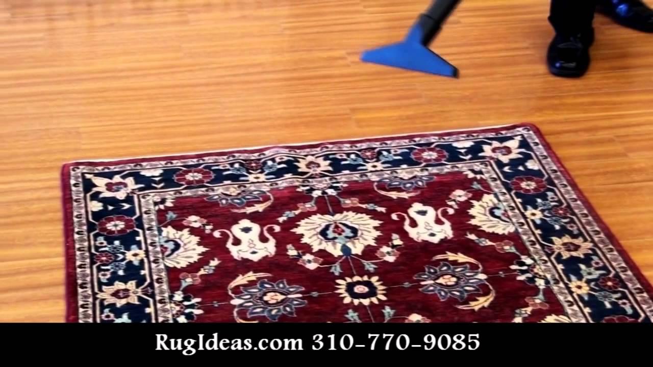 Clean an Oriental Wool Rug