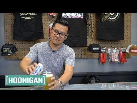 [HOONIGAN] A BEER WITH: Jim Liaw (Formula Drift)