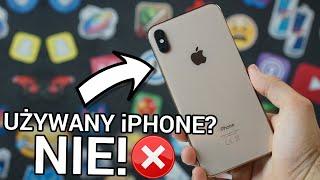 NIGDY NIE KUPIĘ UŻYWANEGO iPHONE'A ❌
