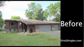 Shingle Cleaning Eden Prairie MN | (952)913-5198 | Roof Cleaning Eden Prairie