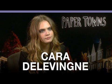 A Cara Delevingne interview that ISN'T excruciatingly awkward