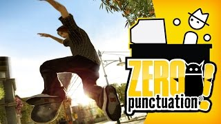 SKATE 2 (Zero Punctuation) (Video Game Video Review)