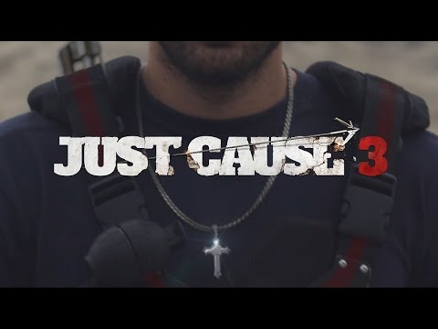 Just Cause 3   Live Action Trailer