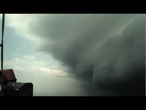 Sailboat ODESSA with family hit by HUGE STORM